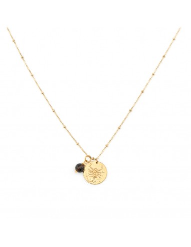 """Gold-plated necklace """"Zodiac"""""""
