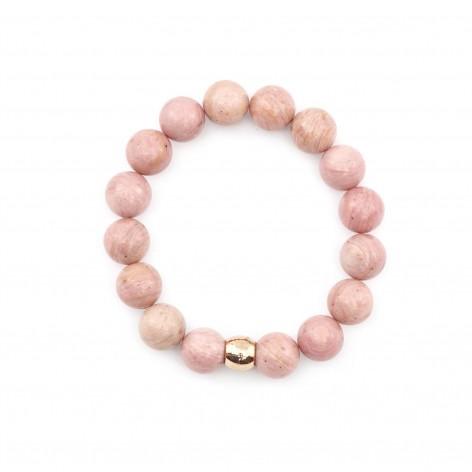 Set of 2 bracelets made of...
