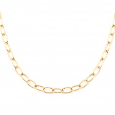Gold-plated chain