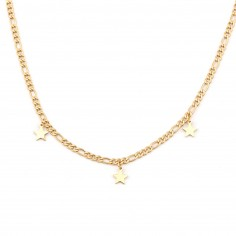Thin chain with stars
