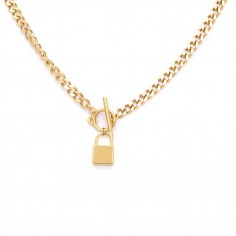 Chain necklace with a...