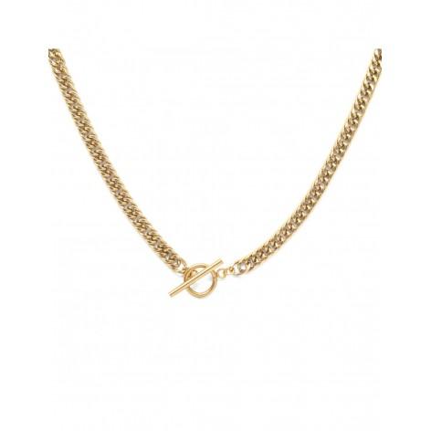 Massive chain necklace -...