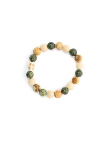 Hobbit - bracelet made of natural...