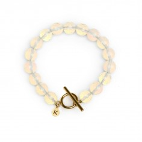 Magic Opal - bracelet made...