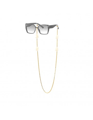 Łańcuszek do okularów - Surowy...