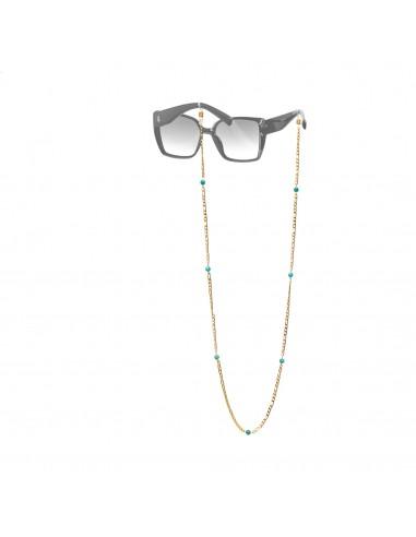 Łańcuszek do okularów - Apatyt