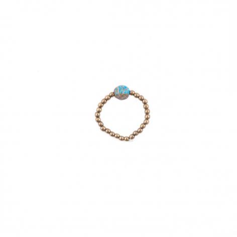 Pierścionek- amulet podróżników