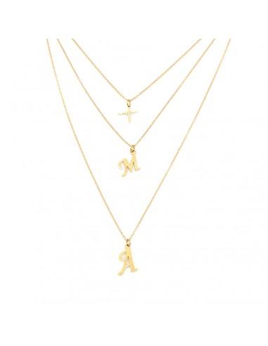 """Triple """"Love"""" necklace - choose 3..."""